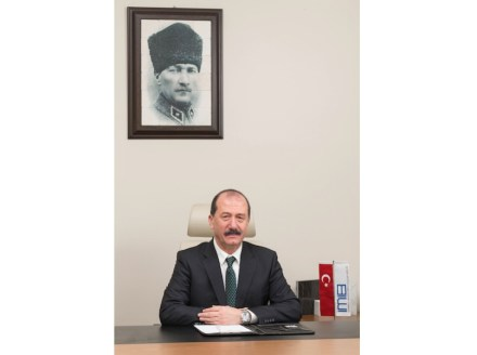 Ali Kahyaoğlu. Foto: IMIB