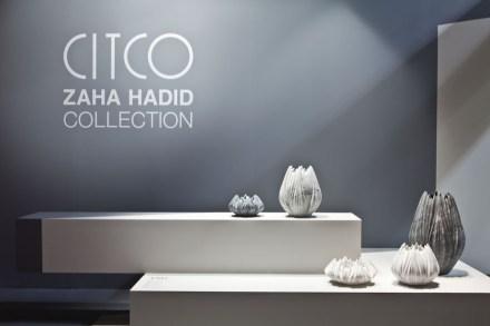 """Zaha Hadid, Citco: """"Tau""""."""