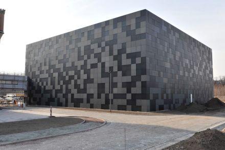 Architekten Arge Arge Hänel.Furkert.Zimmermann: Neubau des Landeshauptarchivs Sachsen-Anhalt in Magdeburg.
