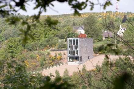"""Atelier d'architecture Pierre Hebbelinck et Pierre de Wit: """"Schaap House""""."""