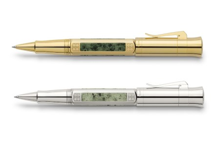 """Graf von Faber Castell Collection"": caneta Rollerball"