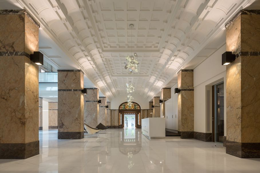 Only Rarely Does One Encounter Such Opulence In Interior Design Originally The Building Was Designed By DB Logemann Cooperation With Nicolaas Lansdrop