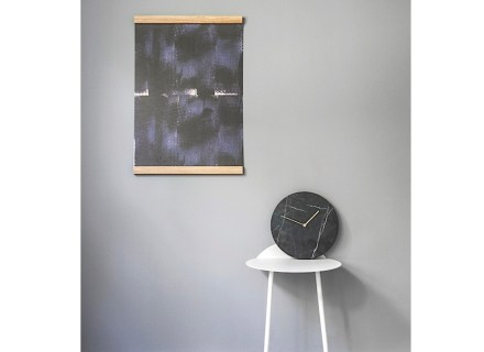"""""""Marble Wall Clock"""" is by Norm only. Jonas Bjerre-Poulsen, Linda Korndal and Kasper Rønn were the designers responsible."""