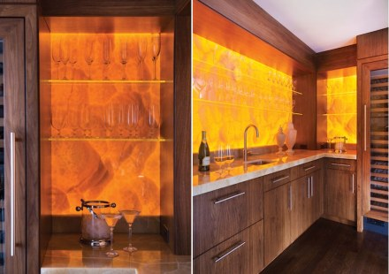 "Award of Excellence (Residential Interior/Exterior): ""Bar with a View"", Boston, Massachusetts."