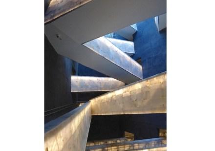 Award of Merit (Commercial Interior): Canadian Museum of Human Rights, Winnipeg, Manitoba.
