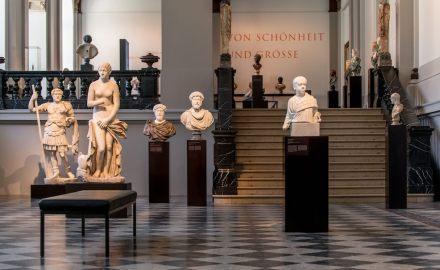View of the exhibit. Photo: Staatliche Kunstsammlungen Dresden