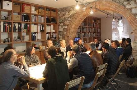 "Workshop ""Creativity and Robotics""."