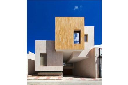OOIIO Architecture: Casa R+.