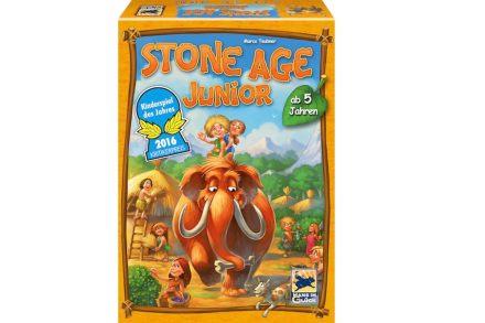 """Kinderspiel des Jahres 2016: """"Stone Age Junior""""."""