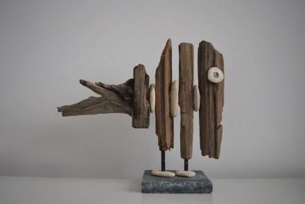 Marcel Dijker: Arte de objetos marinhos.