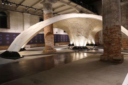 Armadillo Vault: De volta ao futuro: com uma abóbada, que se autosustenta com um princípio ancestral.