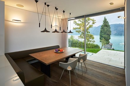 Backraum Architektur: Haus am Attersee.