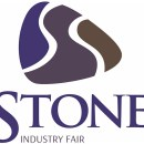 "Logo of ""Stone"" Trade Fair in Poznań."