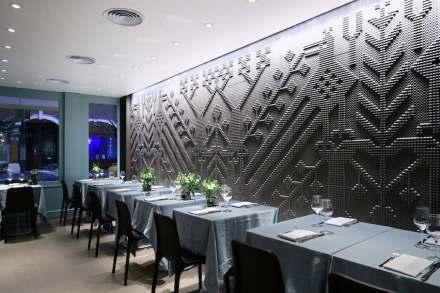 Lithea company, Pierluigi Piu: Olivo Restaurant in London.