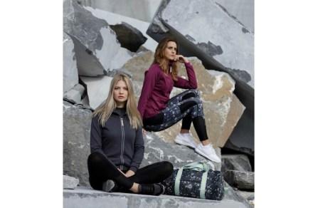 Die Modemarke Horseware wählte den Threecastles-Steinbruch in Irland, um ihre aktuelle Kollektion abzulichten.