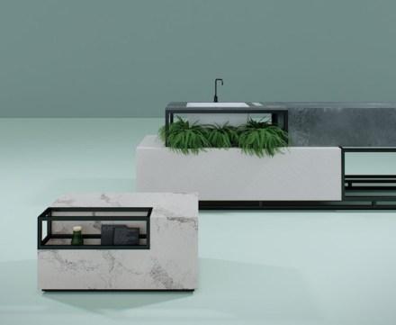 Caesarstone, Producks design studio: Superhouse