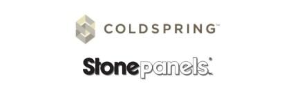 Logos of the companies.