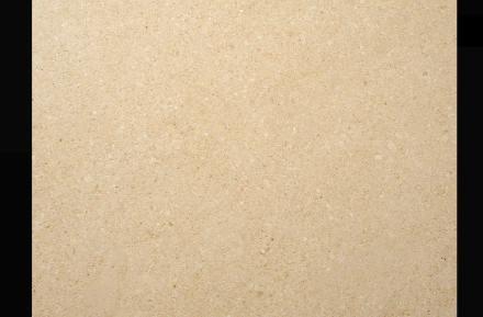 Areniscas Rosal: Albamiel limestone, cross cut, honed.
