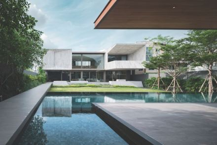 "Openbox Architects: ""Marble House""."