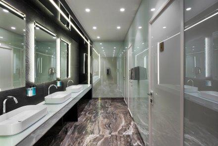 """Marco Piva: VIP Lounge """"Casa Alitalia"""", Rome Fiumicino."""