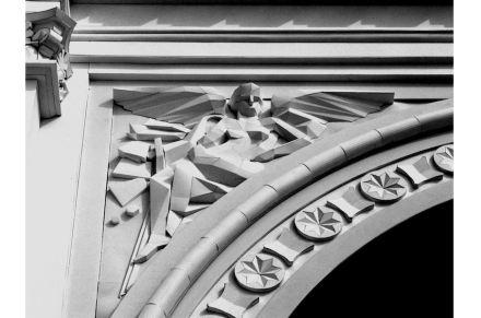 Banco de España, Madrid. Photo: Duccio Malagamba / Marmomacc