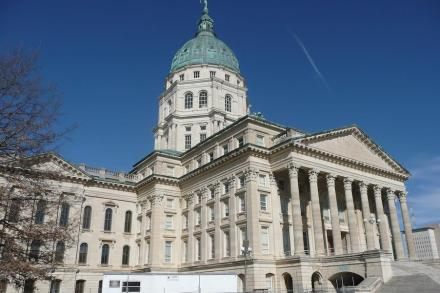 Kansas State Capitol. Photo: Aviper2k7 / Wikimedia Commons