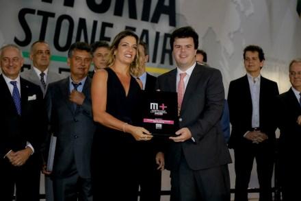 Renata Malenza Marmo Mac Latin America Award