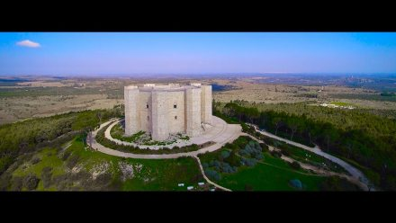 """Castel del Monte"", coordinated by Bari Polytechnic University, Italy 2009 – 2017."