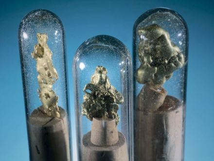 Mineralogische Sammlung Uni Jena