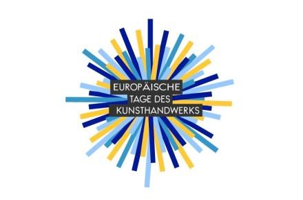 Logo der Europäischen Tage des Kunsthandwerks.
