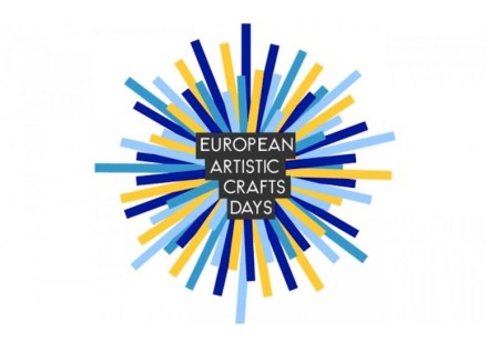 Logo of the European Artistic Crafts Days.