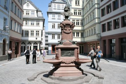 The Stoltze Fountain.