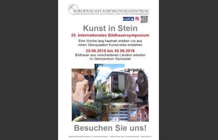 EFBZ Bildhauersymposium
