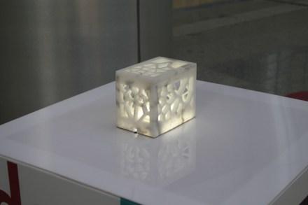 """""""Voronoi Organizer"""". Company: Peyar. Design: Murat Yavuz Özbek (Karabük Üniversitesi)."""