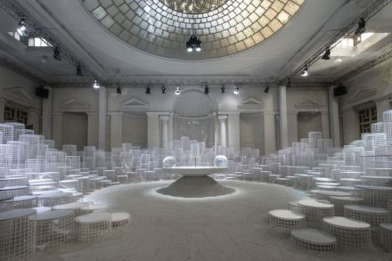"Snarkitecture und <a href=""http://www.caesarstone.com/""target=""_blank"">Caesarstone</a>: ""Altered States""."