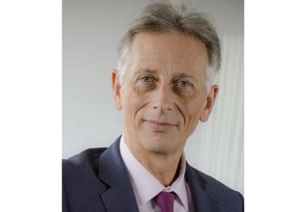 Peter Handley. Photo: EU Kommission