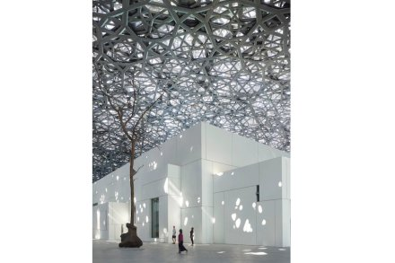 Jean Nouvel: Louvre Abu Dhabi. Foto: © Department of Culture and Tourism – Abu Dhabi / Roland Halbe