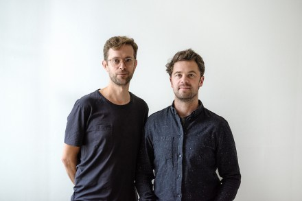 Thomas Jenkins (links) und Sverre Uhnger. Foto: Jon-Marius-Nilson