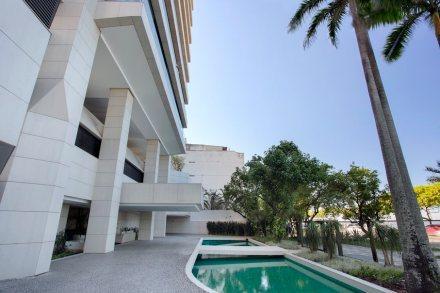 International Award Latin America: Cap Ferrat Building, Rio de Janeiro.