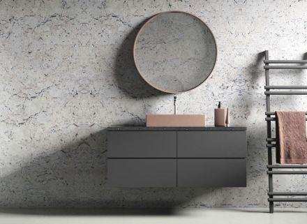 Guidoni: Exotic Granite White Delicatus.
