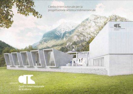 Il Centro Internazionale di Scultura in Peccia.