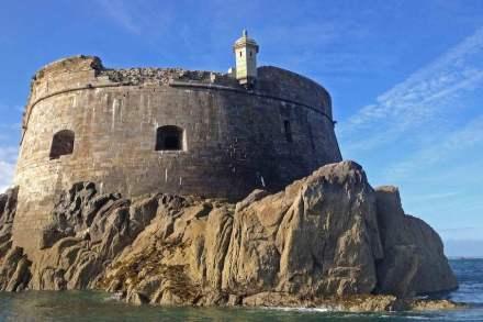 Das Fort de la Conchée.