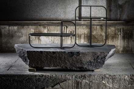 Lithea, Martinelli Venezia Studio: Coffee tables.