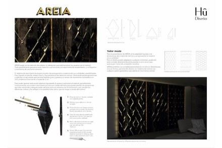 "Tino Design Contest 2018: ""Areia"", Adriana Buitrage."