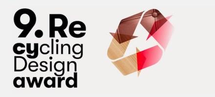 Logo of the  German RecyclingDesignaward.