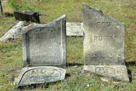 "Jewish cemetery in Żarki/Poland. Photo: Pimke / <a href=""https://commons.wikimedia.org/""target=""_blank"">Wikimedia Commons</a>"