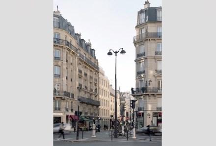Barrault Pressacco: Paris, 62 rue Oberkampf.