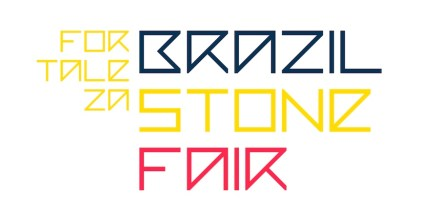 Logo of Fortaleza Brazil Stone Fair.