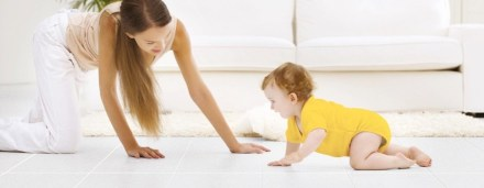 Proper care of the floor coverings with FILA's ecological products makes a decisive contribution to healthy living.