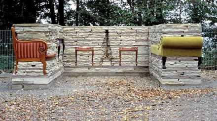 """Celeste Roberge: """"Sitting Room""""."""